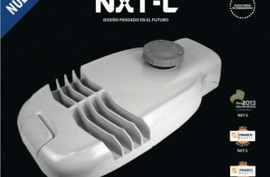 Led Roadway Lighting: Introduce su nueva luminaria NXT-C